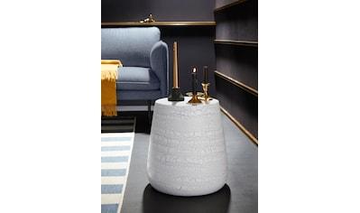 INOSIGN Beistelltisch »Aries«, im trendigen Design, in drei unterschiedlichen Farben,... kaufen