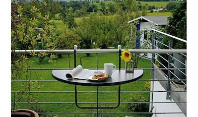 Best Balkonhängetisch »Butler-Boy« kaufen