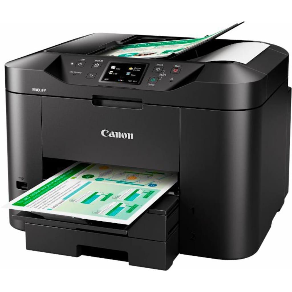 Canon Multifunktionsdrucker »MAXIFY MB2750«
