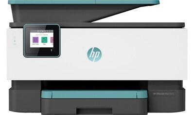 HP »OfficeJet Pro 9015 AiO Printer« Multifunktionsdrucker (WLAN (Wi - Fi),LAN (Ethernet)) kaufen