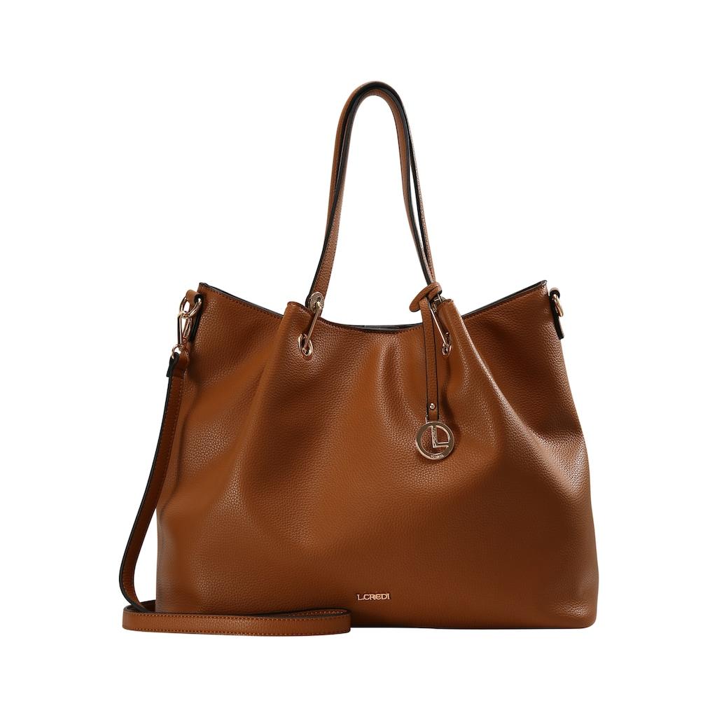L. CREDI Shopper »Ebony Shopper«