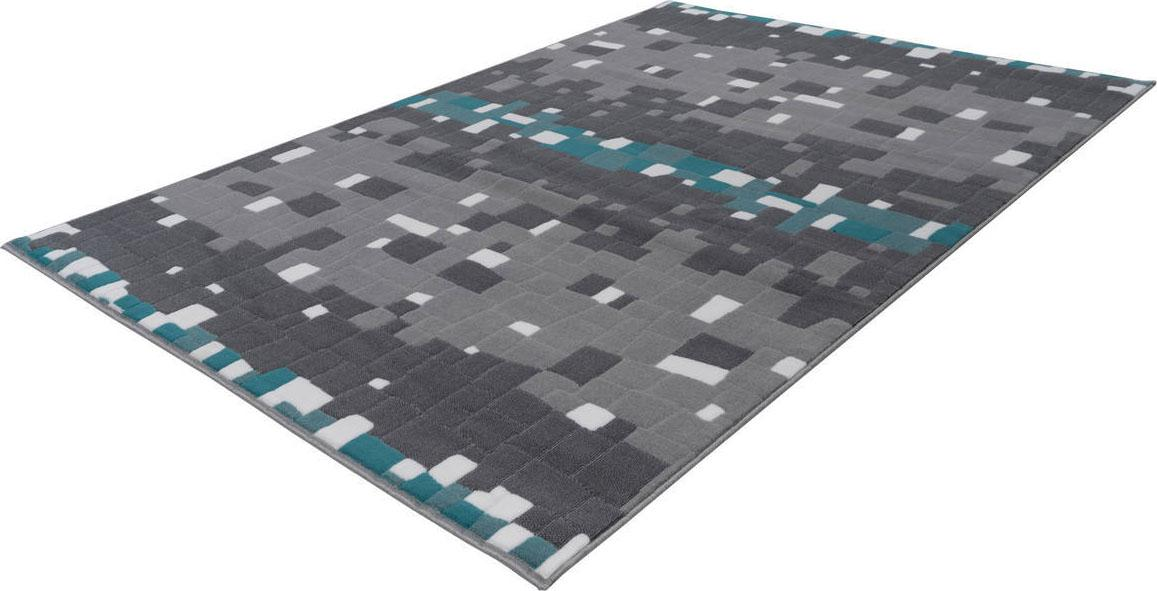 Teppich Vancouver 210 Kayoom rechteckig Höhe 10 mm maschinell gewebt