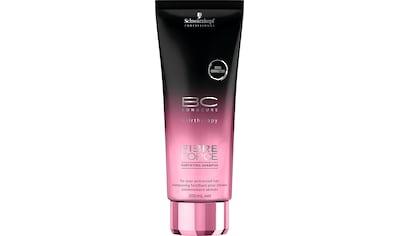 Schwarzkopf Professional Haarshampoo »BC Bonacure Fibre Force Fortifying Shampoo«,... kaufen