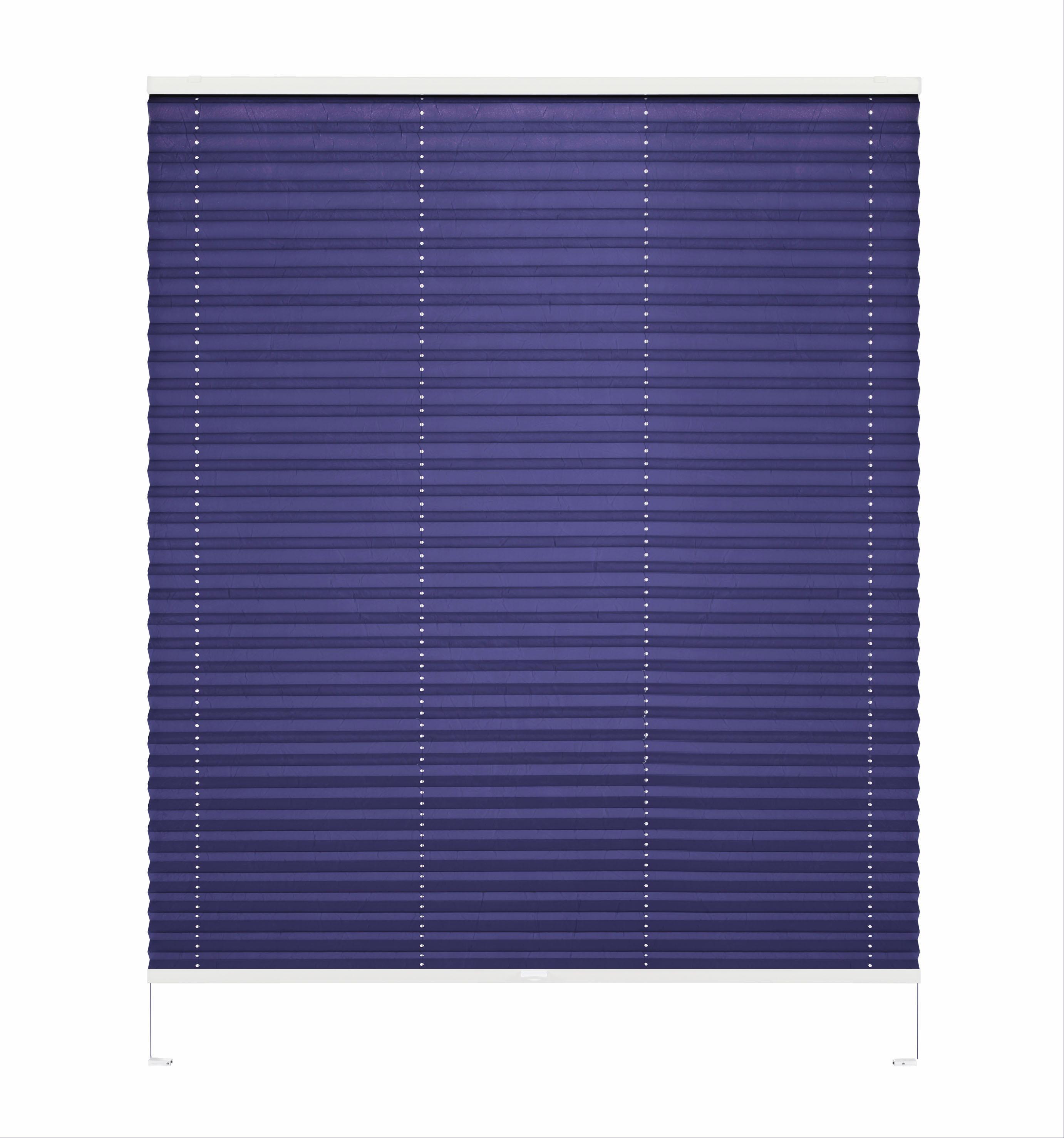 Dachfenster-Plissee, Good Life, »Dena«, Faltenstore, Lichtschutz, Wunschmaß | Heimtextilien > Jalousien und Rollos > Plissees | Blau | Aluminium | GOOD LIFE