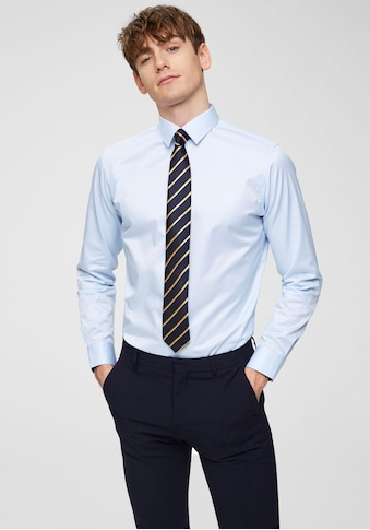 SELECTED HOMME Langarmhemd »SLIM PEN PELLE SHIRT« kaufen