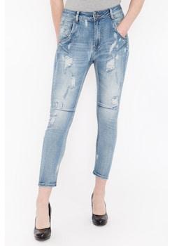 1e17a8522a19c6 blau. Blue Monkey Boyfriend - Jeans »Sina 1442« kaufen