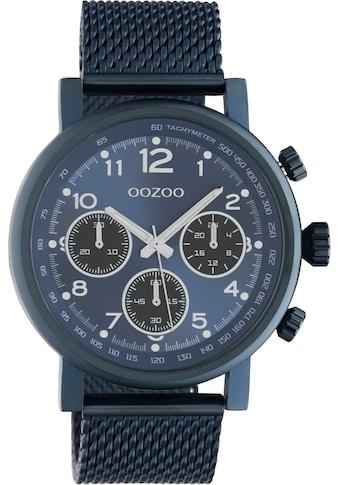 OOZOO Quarzuhr »C10701«, in Chrono-Optik kaufen