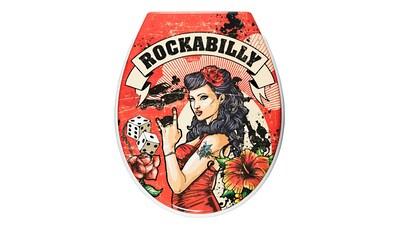 ADOB WC-Sitz »Rockabilly«, Mit Absenkautomatik kaufen