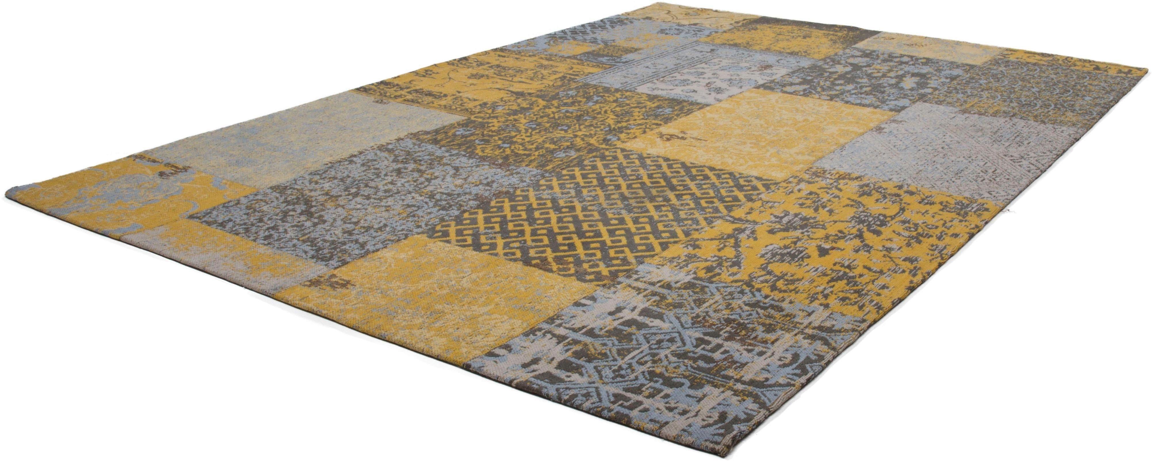 Teppich Kefes 250 calo-deluxe rechteckig Höhe 8 mm handgewebt