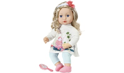 Baby Annabell Babypuppe »Sophia, 43 cm«, mit weichen Haaren kaufen