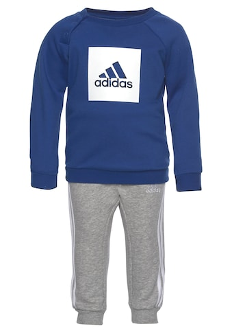 adidas Performance Jogginganzug »3STRIPES LOGO JOGGER FLEECE« (Set, 2 tlg.) kaufen