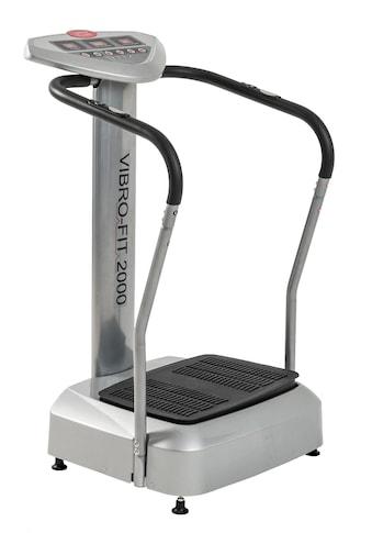 MOTIVE FITNESS by U.N.O. Vibrationsplatte »VIBRO - FIT 2000«, 300 Watt kaufen
