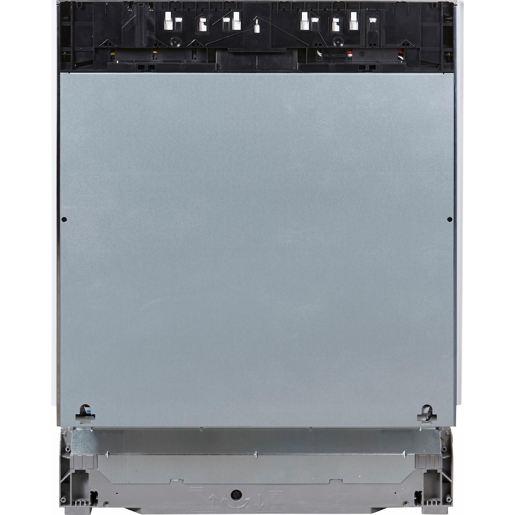 BOSCH vollintegrierbarer Geschirrspüler »SMV46KX03E«, Serie 4, SMV46KX03E, 9,5 l, 13 Maßgedecke