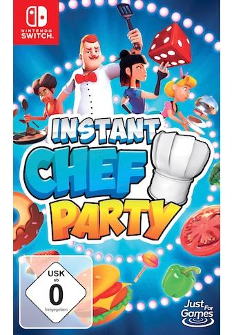 Nintendo Switch Spiel »Instant Chef Party«, Nintendo Switch kaufen