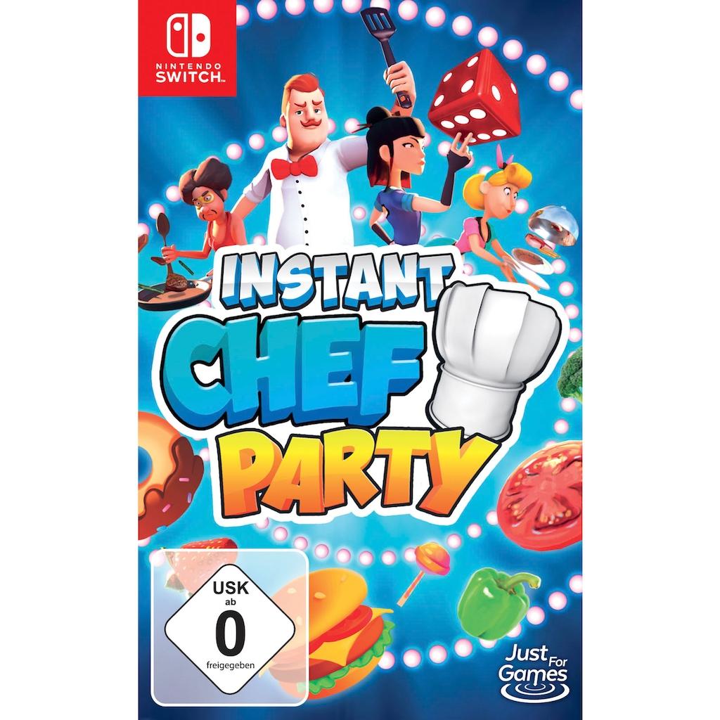 Nintendo Switch Spiel »Instant Chef Party«, Nintendo Switch