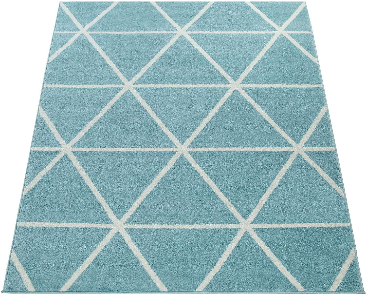 Teppich Stella 401 Paco Home rechteckig Höhe 17 mm maschinell gewebt