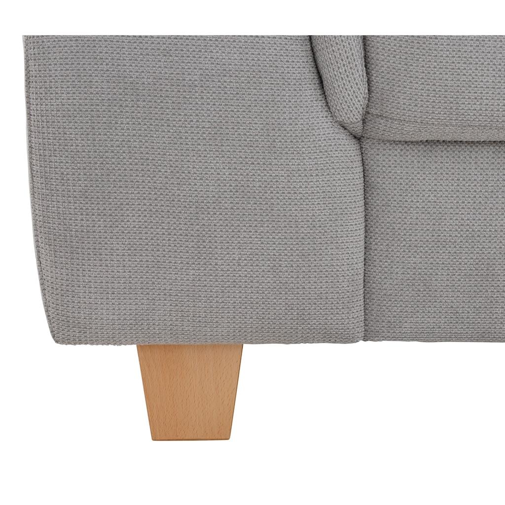 Home affaire 2-Sitzer »Dalia«, mit Federkernpolsterung, wahlweise auch mit Kopftteilverstellung