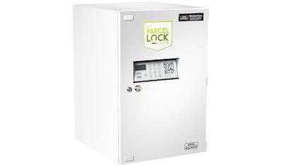 BURG WÄCHTER Briefkasten »eBoxx E 634 ParcelLock W«, Paketbox kaufen