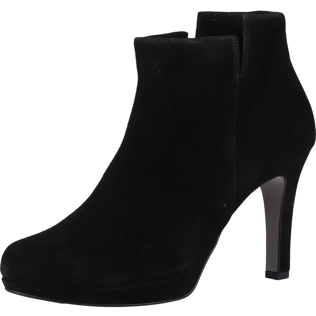 Paul Green High-Heel-Stiefelette »Leder«