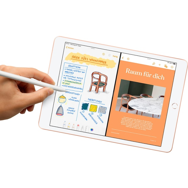 Apple »10.2 iPad Wi-Fi 32GB (2019)« Tablet (10,2'', 32 GB, iPadOS)