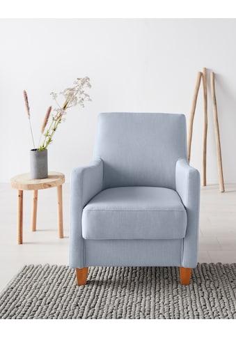 "OTTO products Sessel »Adella«, Stoffe aus recyceltem Polyester, passend zur ""Adella""-Serie kaufen"