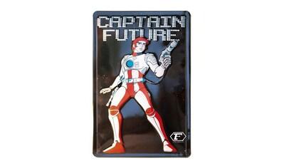 LOGOSHIRT Blechschild mit Captain Future-Motiv kaufen