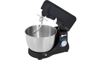 exquisit Küchenmaschine KM 3101 sw, 1000 Watt, Schüssel 4,5 Liter kaufen