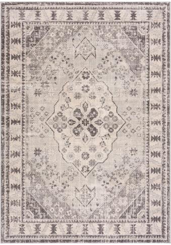Sehrazat Orientteppich »Montana 3920«, rechteckig, 8 mm Höhe, Wohnzimmer, Kurzflorteppich kaufen