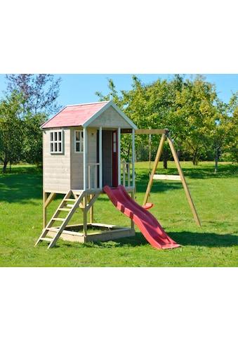 50NRTH Stelzenhaus »Wendi Toys Alpaka«, BxTxH: 350x290x242 cm kaufen