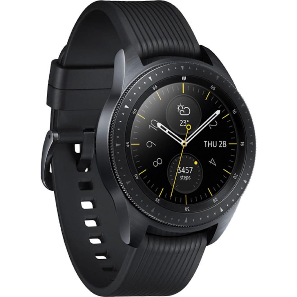 "Samsung Smartwatch »Galaxy Watch - 42mm« (3,05 cm/1,2 "", Tizen OS"