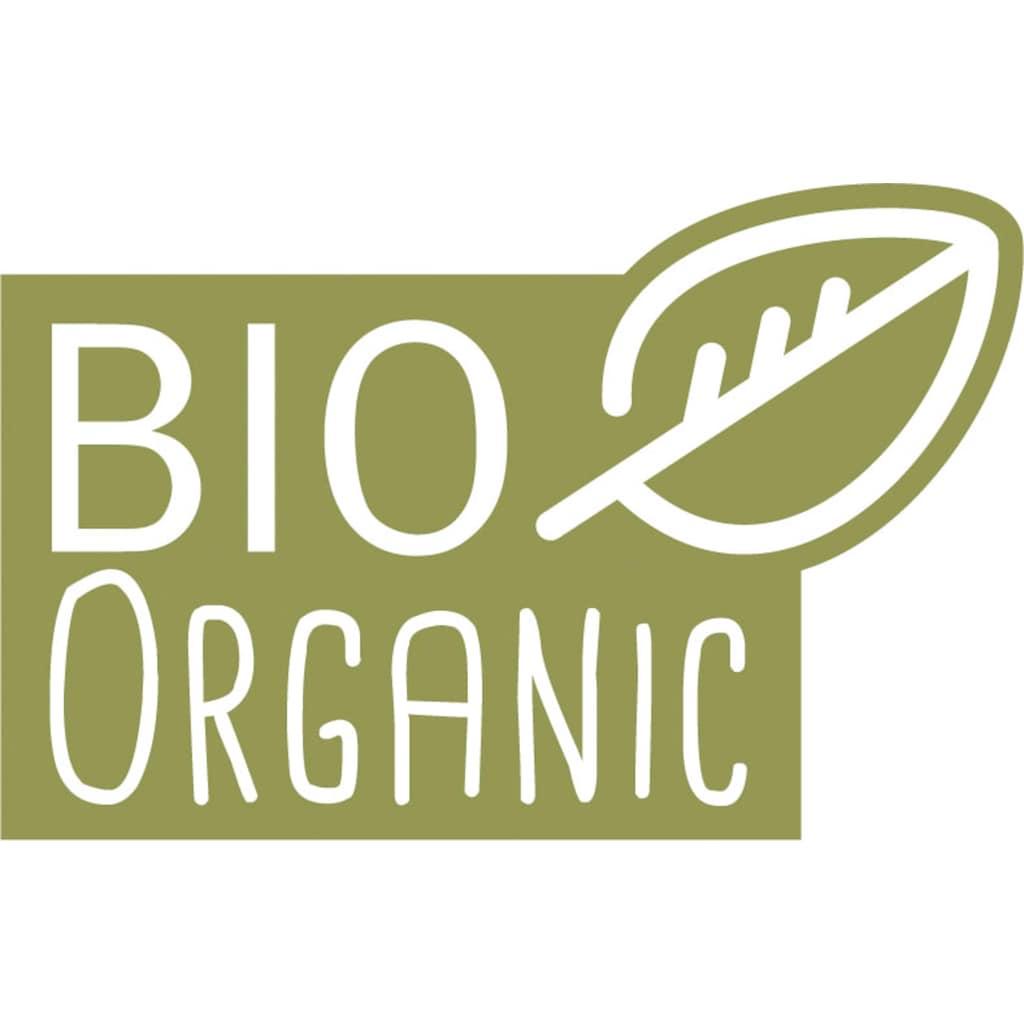 Paradies Kunstfaserbettdecke »Holstein Bio«, normal, Bezug 100% Baumwolle, (1 St.), optimale Temperatur- und Feuchtigkeitsregulierung