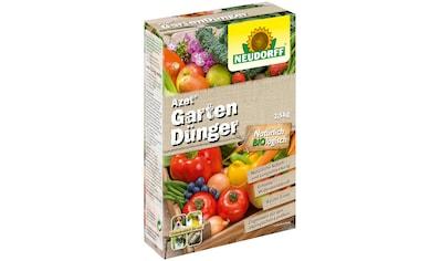 Neudorff Pflanzendünger »Azet«, 2,5 kg kaufen