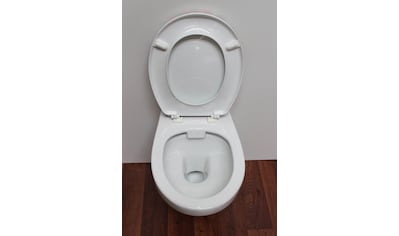 ADOB WC - Sitz »Tulpe«, sehr stabil, universal passend kaufen