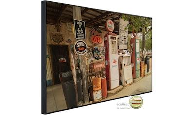 Papermoon Infrarotheizung »Vintage Rout 66« kaufen