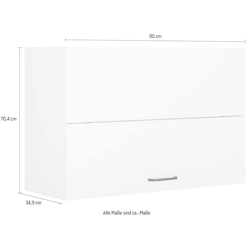 OPTIFIT Faltlifthängeschrank »Elga«, mit Soft-Close-Funktion und Metallgriffe, Breite 60 cm