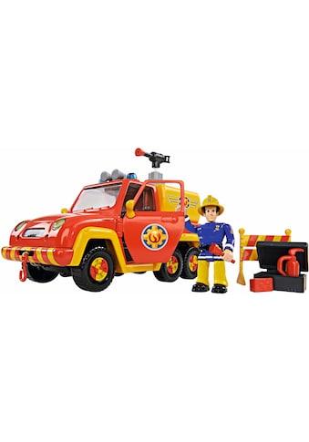 SIMBA Spielzeug-Feuerwehr »Feuerwehrmann Sam, Feuerwehrauto Venus mit Figur« kaufen