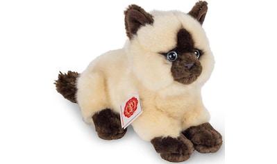 Teddy Hermann® Kuscheltier »Siamkatze, liegend, 20 cm« kaufen