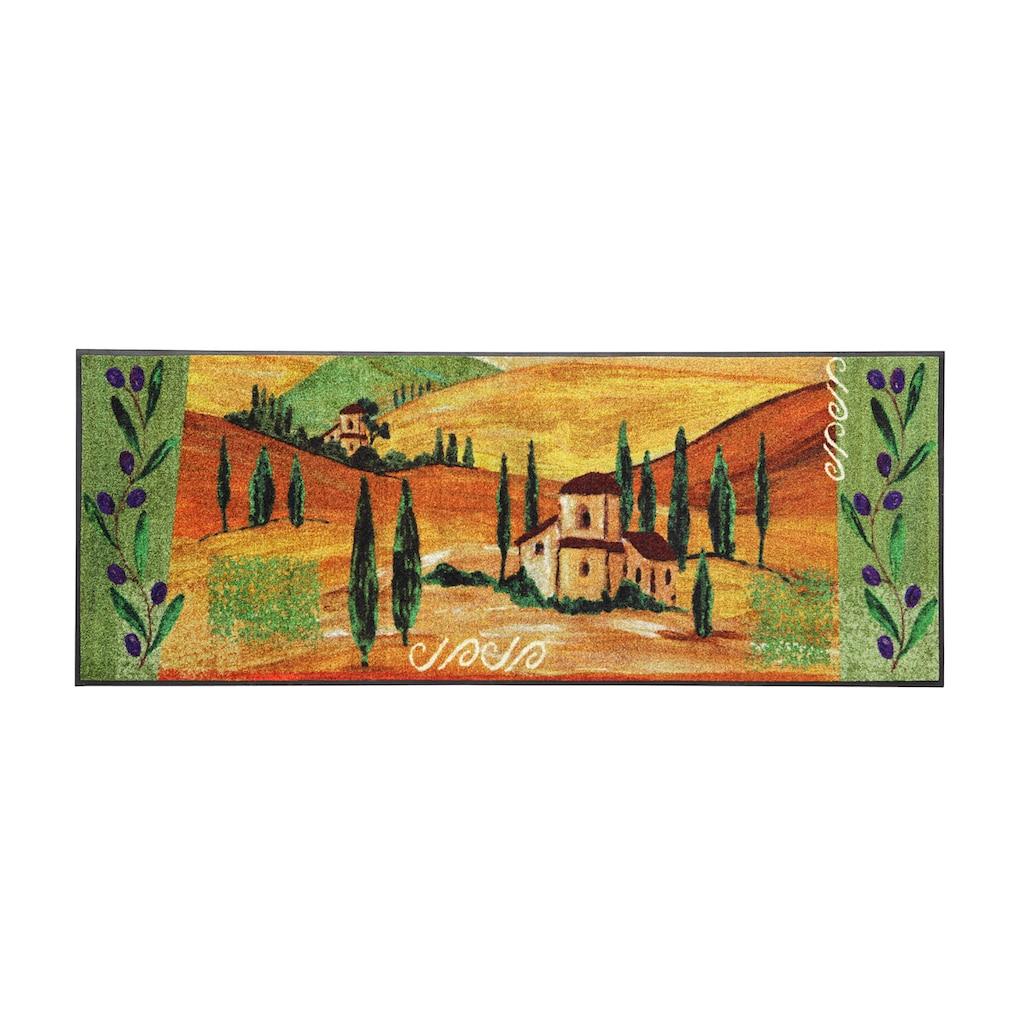 Fußmatte Toskana, waschbar