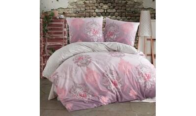 TRAUMSCHLAF Bettwäsche »Alcin«, edles Motiv auf 100% Baumwolle kaufen