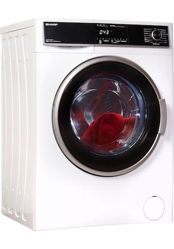 Sharp Waschmaschine ES - HFH814AW3 - DE kaufen