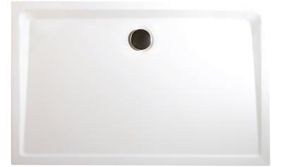 SCHULTE Duschwanne extra flach, verschiedene Maße kaufen