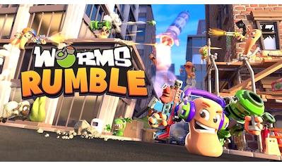 PlayStation 4 Spiel »Worms Rumble«, PlayStation 4 kaufen
