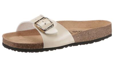 Tamaris Pantolette »CORRA«, mit Leder-Innensohle kaufen
