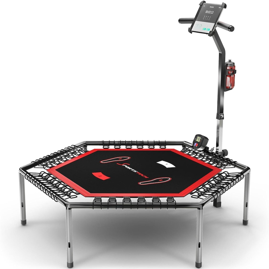 Sportstech Fitnesstrampolin »HTX100«, Ø 137 cm