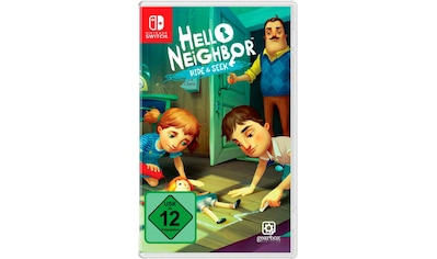 Hello Neighbor Hide & Seek Nintendo Switch kaufen