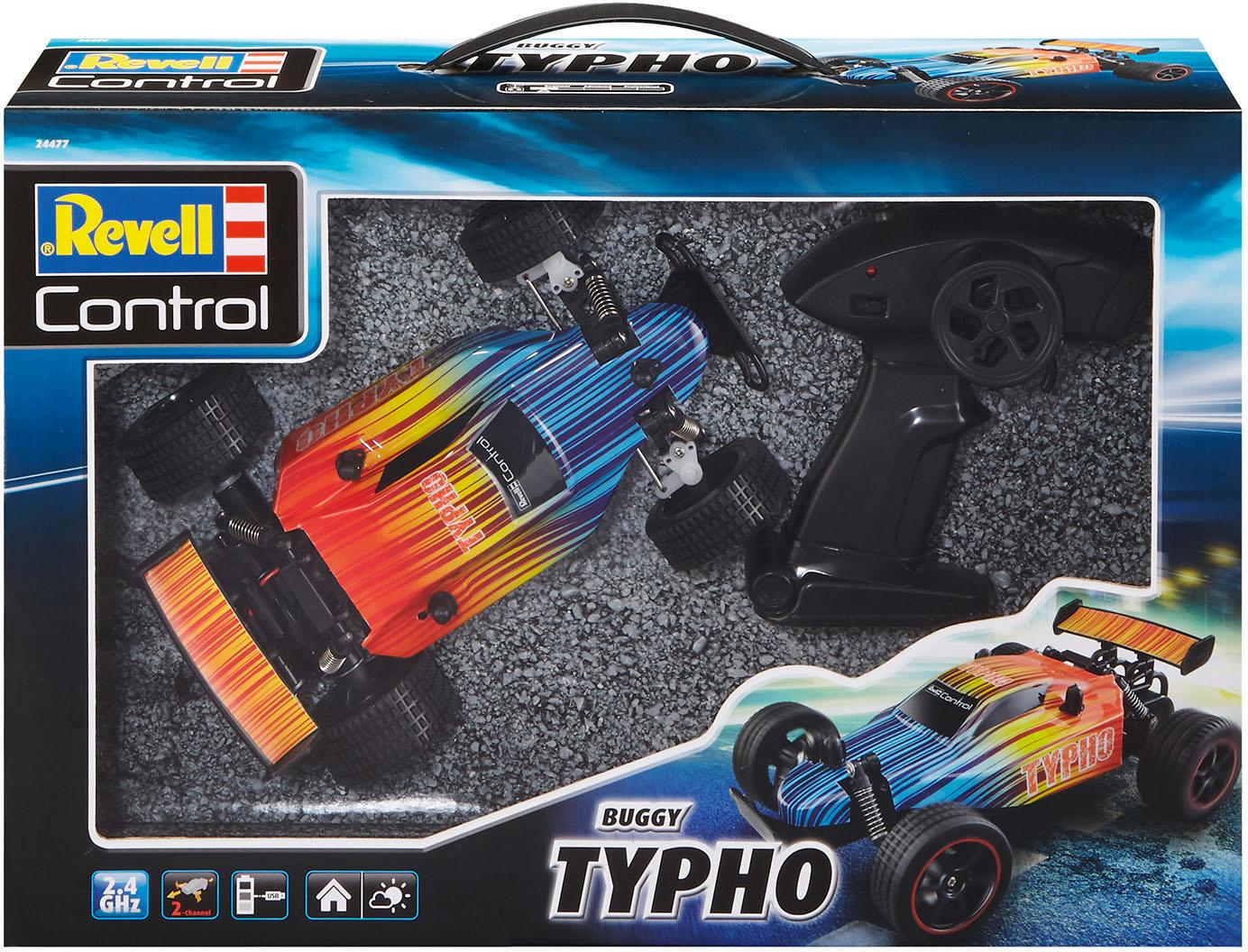 Revell RC Auto, »Revell® control, Buggy Typho, ...