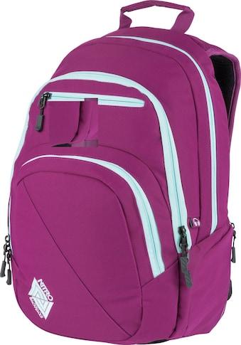 NITRO Schulrucksack »Stash 29, Grateful Pink« kaufen