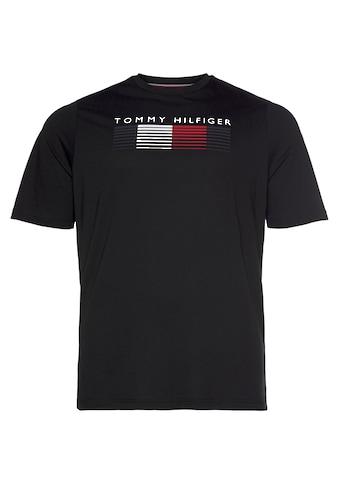Tommy Hilfiger Big & Tall T-Shirt »BT-FADE GRAPHIC CORP TEE-B« kaufen