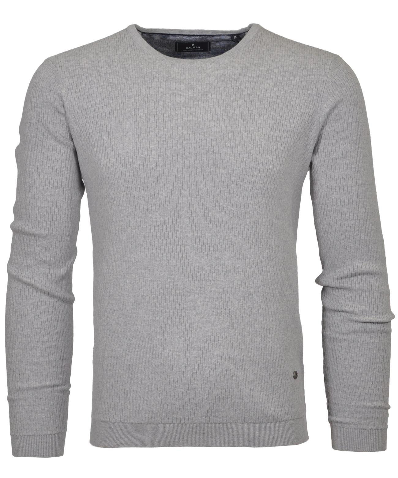 RAGMAN Rundhalspullover | Bekleidung > Pullover | Ragman
