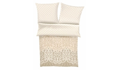 Zeitgeist Bettwäsche »Wabe«, mit barocken Elementen kaufen